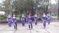 常德临江公园活力广场舞《欢快节奏》