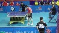 130901 张继科 VS 李洋 全运会乒乓球男团小组赛一