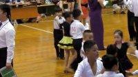 水阁岑山7岁少儿拉丁恰恰和伦巴——丽水赛区