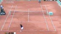 2009年法国网球公开赛第三轮费德勒VS马休(2)