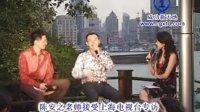 陈安之接受上海电视台专访