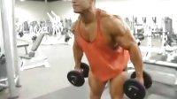 最新二头肌训练录像