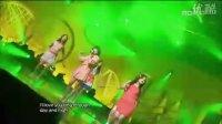 Kara - HONEY  Pretty Girl[090411.MBC]