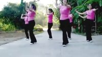 陆河县上护广场舞《荷东恰恰舞》