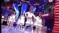 liveMnetShowTank少女时代再次重逢的世界070905.