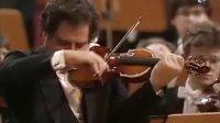 勃拉姆斯《D大调小提琴协奏曲》(Op.77)帕尔曼小提琴 巴伦勃依姆指挥