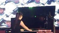 新绛县2010年第七届国庆广场文化周青少年活动中心专场演出:南海小哨兵