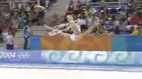 贝索诺娃 2004年雅典奥运会圈操