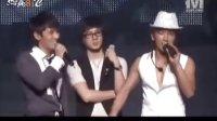[SHINHWA]minwoo 2008 Explore M Live Concert 附加花絮