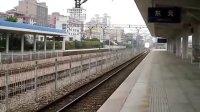 CRH1 動車組 D7133次進入東莞(常平)站 2 站台
