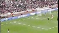 2009年酋长杯 阿森纳vs马德里竞技 (下半场)
