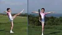 第三套全国小学生广播体操《希望风帆》分解动作