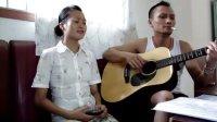 吉他弹唱月亮代表我的心