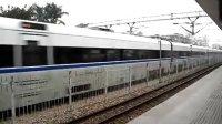 CRH1 動車組 D7107次通過東莞(常平)站