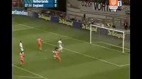 热身赛 迪福两球 英格兰客场战平荷兰