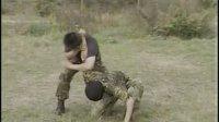军警格斗特种兵系列之主动和对抗擒拿03
