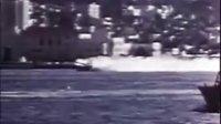 """美国F2Y""""海标枪""""喷气式水上战斗机"""