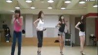 【抽饭】Sistar 练习室版 Push Push 妖孽的高跟鞋功力