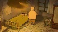 80后童年回忆动画片《树上的鸡》