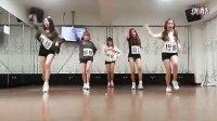 BPPOP - Today  练习室舞蹈练习 镜像视频