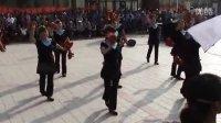 合肥大兴镇广场舞大赛…巫岗广场舞《又见山里红》