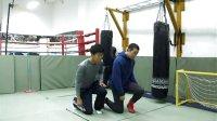 拳击初学基本站姿1,Mark's BOXING GYM北京拳击刘教,4.1运