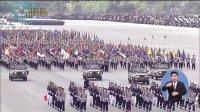 2013年10月1日韩国建军节65周年阅兵式(分列式部分)