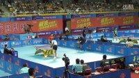 130904 全运会乒乓球男团半决赛 马龙VS周雨5 王皓VS侯英超1