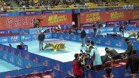 130904 全运会乒乓球男团半决赛 闫安VS樊振东1
