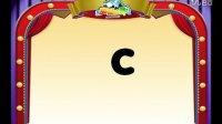 英语世界自然拼音(phonics)字母C发音及拼读训练