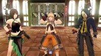 PSP《噬神者》剧情攻略中文字幕