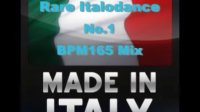 BPM165 现场打碟 - Rare Italodance No.1