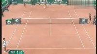 09罗马-库兹涅佐娃vs扬科维奇-SET1;