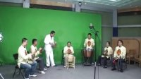 薛柏松戏曲打击乐演奏会《大锣鼓经》中《开台锣鼓》在洛阳排练