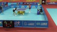 130910 全运会乒乓球男单排名赛抢五六名 闫安VS崔庆磊1