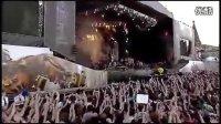 Linkin Park莫斯科红场演绎《变形金刚》三部主题曲,绝对够力
