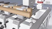 德国威力木窗木门设备 实木加工中心Multirex