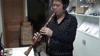 南箫独奏——管子先生南萧演奏《幽灵公主》