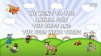 【老文头英文儿歌】Animal Fair