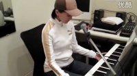 蔡淳佳向歌迷致谢,送上自弹自唱词曲创作的《想念》 (高清)