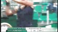 09罗马-库兹涅佐娃vs扬科维奇-SET2-PART1