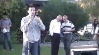 Edmonton鸭子湖聚会市长访谈_3