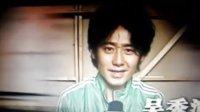 吴秀波在西安接受青岛电视台记者的采访(1)