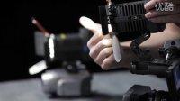 富莱仕 R3  LED 摄像灯操作及效果演示