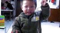 两岁儿子唱京剧--浑身是胆雄赳赳