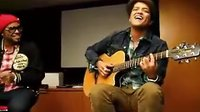 Bruno Mars - Nothing On You (acoustic version)