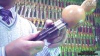 6 葫芦丝演奏姿势 手指按孔方法