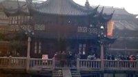 11年9号一家逛上海城隍庙