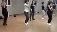 dance week練舞實況記錄 20101204