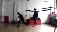 拳击躲闪专项训练1,Mark's BOXING GYM北京拳击刘教练4.1春